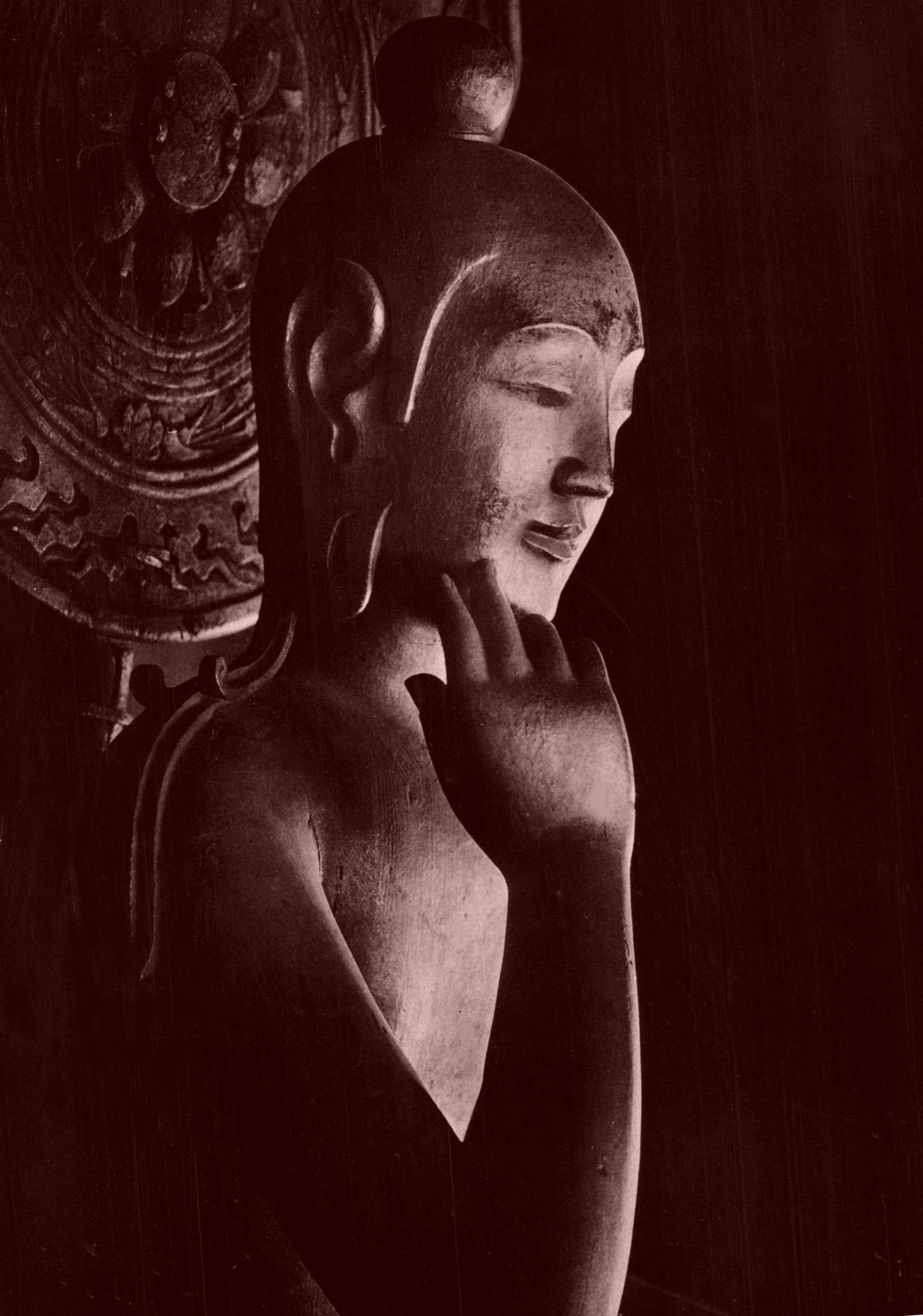 Miroku Buddha Japan