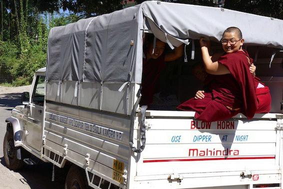 nuns needing a ride